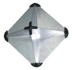 Exempel på radarreflektor